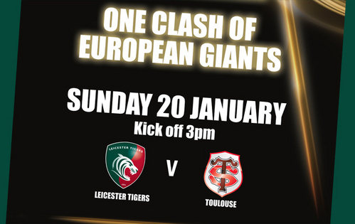 Leicester v Toulouse